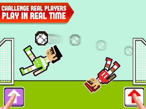 2018 Soccer Physics 2 Player Ragdoll Funny Games Screenshot 6