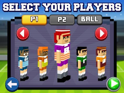 2018 Soccer Physics 2 Player Ragdoll Funny Games Screenshot 7