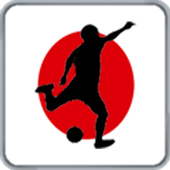 Real Football Player Japan icon