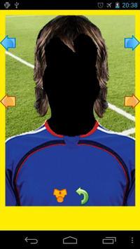 Real Football Player Japan screenshot 3