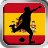 Real Football Player Spain icon