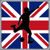 Real Football Player England icon