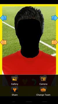Real Football Player England apk screenshot