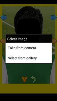 Real Soccer Player Usa screenshot 1