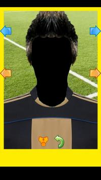 Real Soccer Player Usa screenshot 3