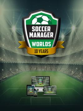 Soccer Manager Worlds screenshot 14