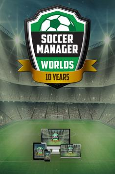 Soccer Manager Worlds screenshot 4