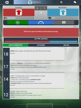 Soccer Manager Worlds screenshot 5