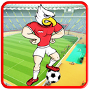 Timnas Indonesia Soccer Free Kick APK