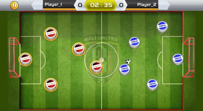 Serdadu Tridatu Soccer imagem de tela 2