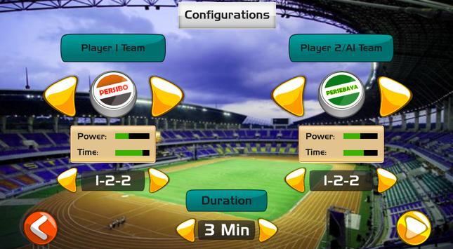 Bojonegoro Soccer Games poster