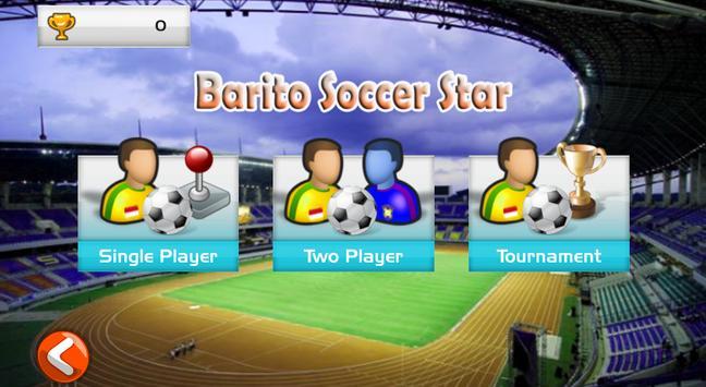 Barito Soccer Star poster