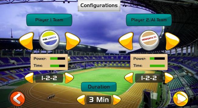 Langsa Football Games screenshot 1