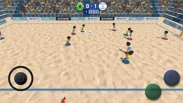 Beach Soccer Pro screenshot 5