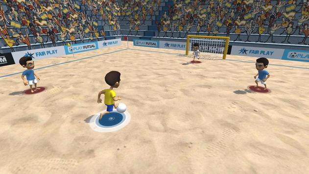 Beach Soccer Pro screenshot 13