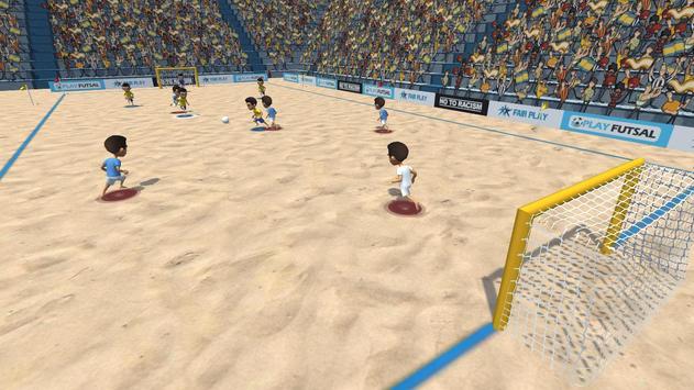 Beach Soccer Pro screenshot 1