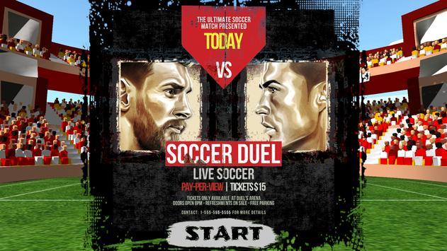 Soccer Duel poster
