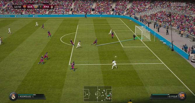 Dream Soccer Games Football League - Dream 2018 screenshot 1