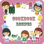 cookbook recipes 2017 icon