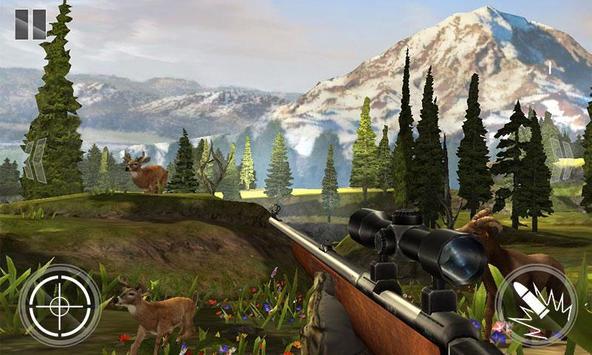Jungle Deer Hunter 3D screenshot 3