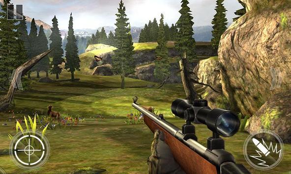 Jungle Deer Hunter 3D poster