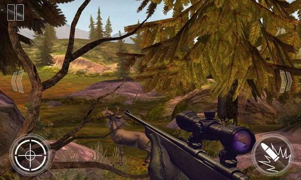 Jungle Deer Hunter 3D screenshot 1