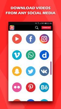 SocialTube Pro Downloader screenshot 1