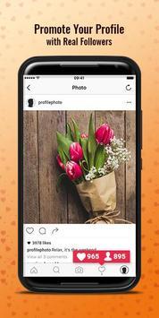 Real VIP Followers For Instagram apk screenshot