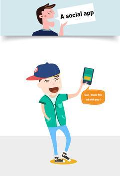Social App Ring poster