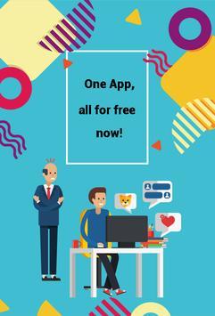 Social App Kika poster