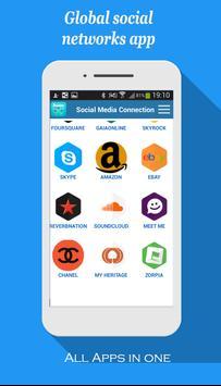 fast social media browser poster