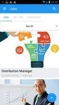 SocialNET apk screenshot