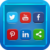 social networking pro icon