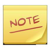 ikon ColorNote Catatan Notepad Note