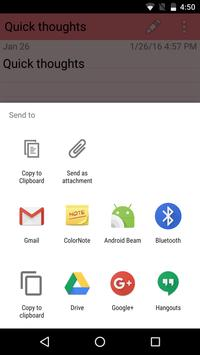 ColorNote Notepad Notes apk screenshot