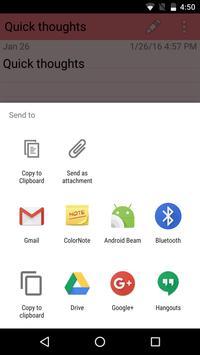 ColorNote Catatan Notepad Note apk screenshot
