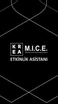 KREA Mice Etkinlik Asistanı poster