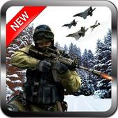 Commando Adventure - Sniper 3D Gun Shooting Game icon