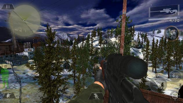 Commando Adventure - Sniper 3D Gun Shooting Game screenshot 2