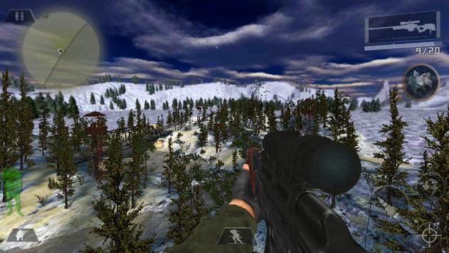 Commando Adventure - Sniper 3D Gun Shooting Game screenshot 4