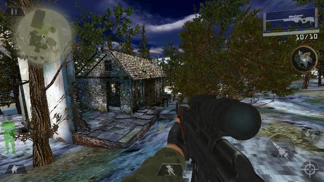 Commando Adventure - Sniper 3D Gun Shooting Game screenshot 5