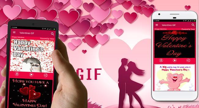 Happy Valentines Day GIF 2018 screenshot 13