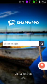 Snappappo - Sell Your Images poster