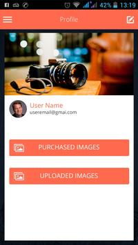 Snappappo - Sell Your Images apk screenshot