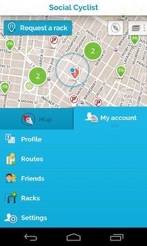 Social Cyclist screenshot 2