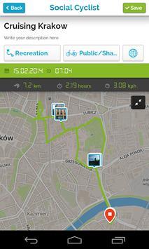 Social Cyclist screenshot 4