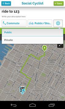 Social Cyclist screenshot 6