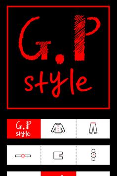 Gp style poster