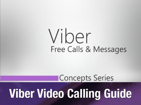 High Viber Video Calling Guide poster