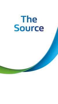 British Gas The Source poster